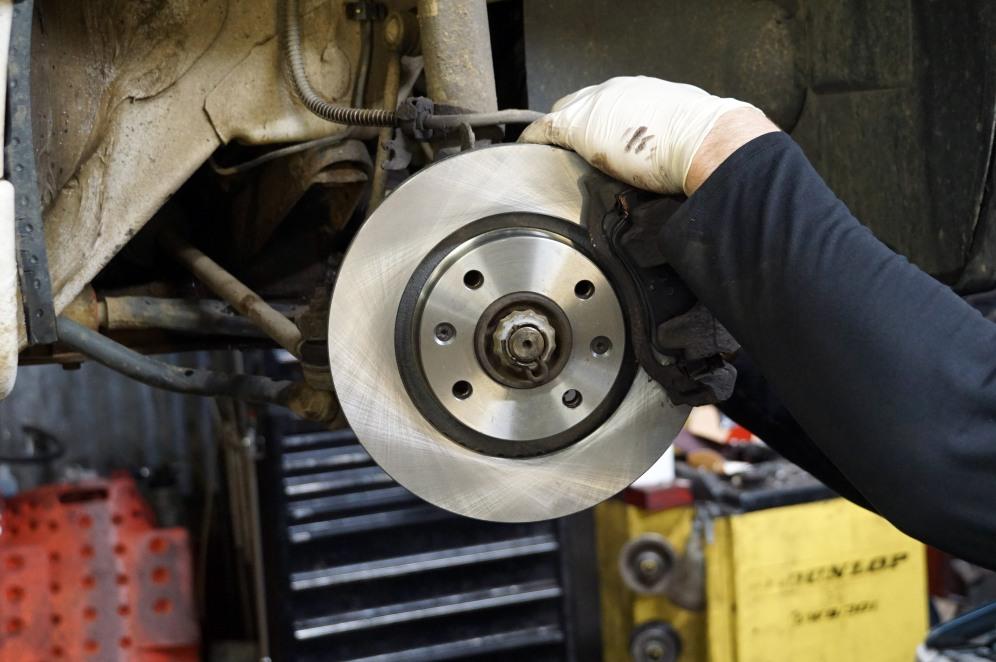 brake-change