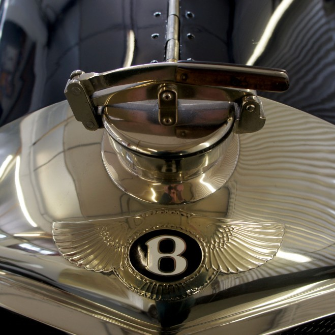 Beautiful front emblem