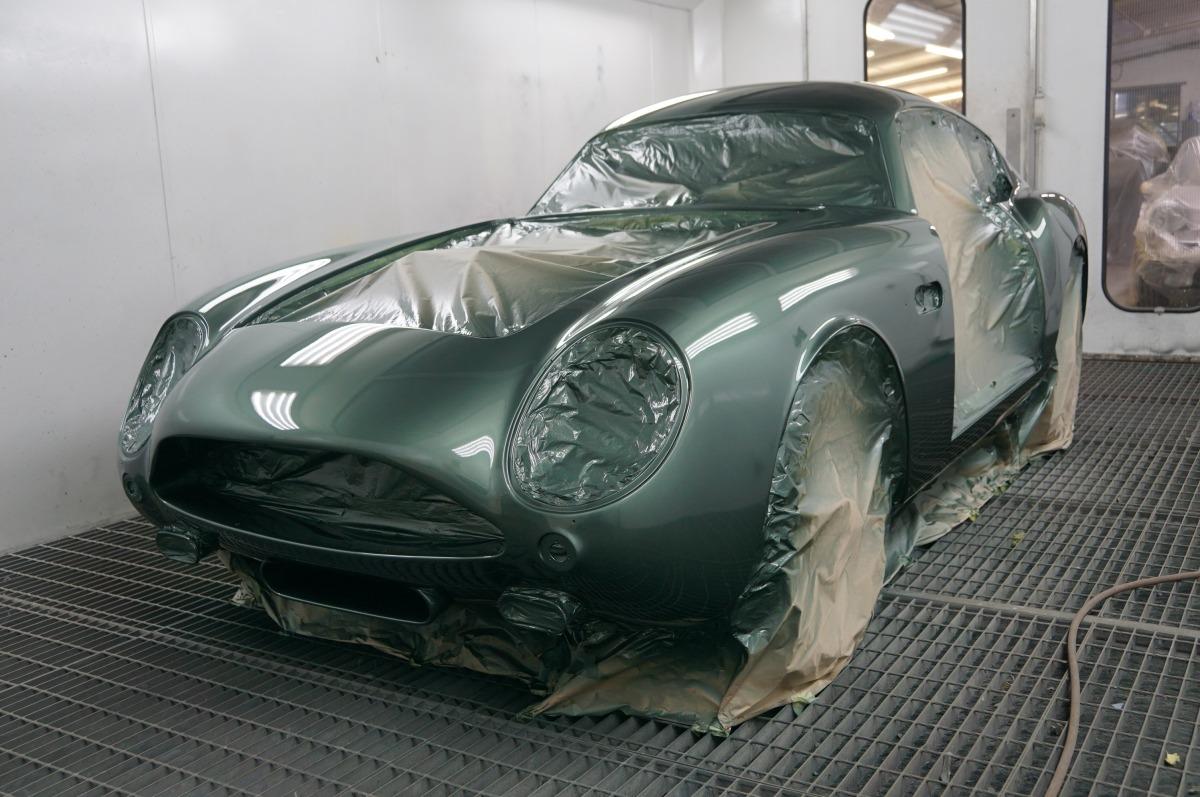 All Types aston db4 zagato : Aston Martin DB4 Zagato – Lone Pine Garage